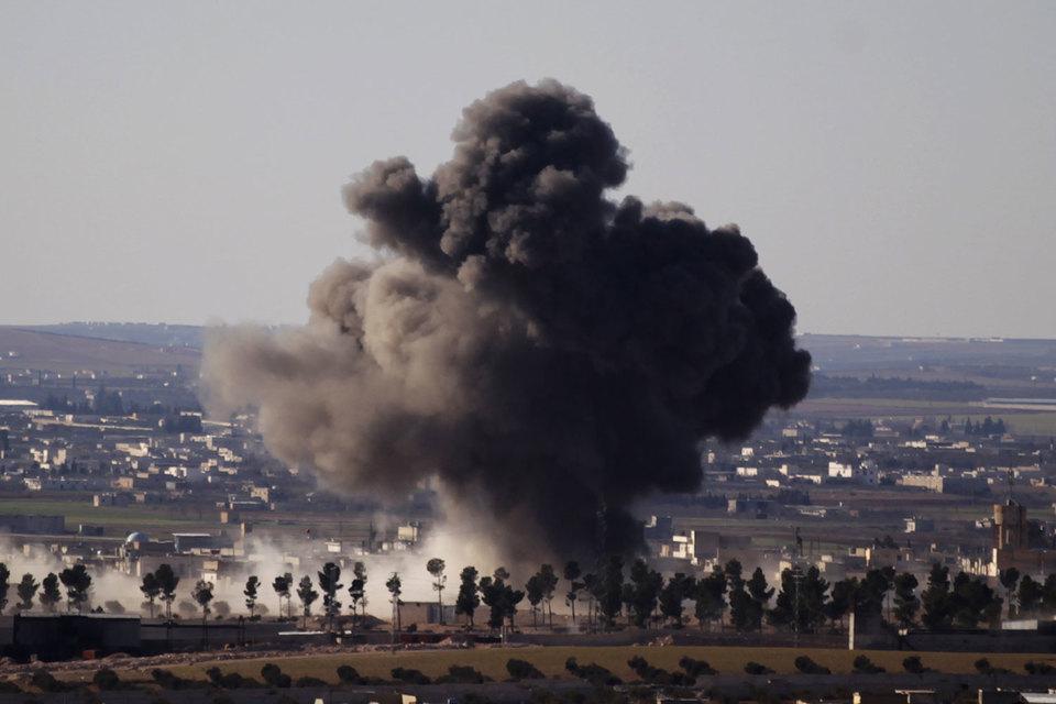 Военнослужащие ВС Турции погибли в результате непреднамеренного удара самолета ВКС России по позиции в районе сирийского города Эль-Баб