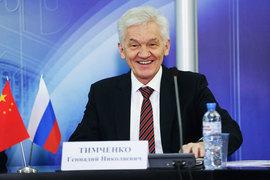 Председатель совета директоров КХЛ Геннадий Тимченко оказался владельцем двух клубов лиги