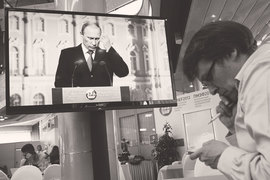 Большинство россиян хотело бы получать информацию о важных вопросах жизни страны напрямую от президента