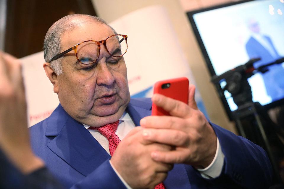 Алишер Усманов останется в Mail.ru через «Мегафон»