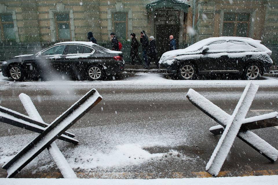 Штрафы за правонарушения в области дорожного движения принесли в столичный бюджет 13,144 млрд руб.