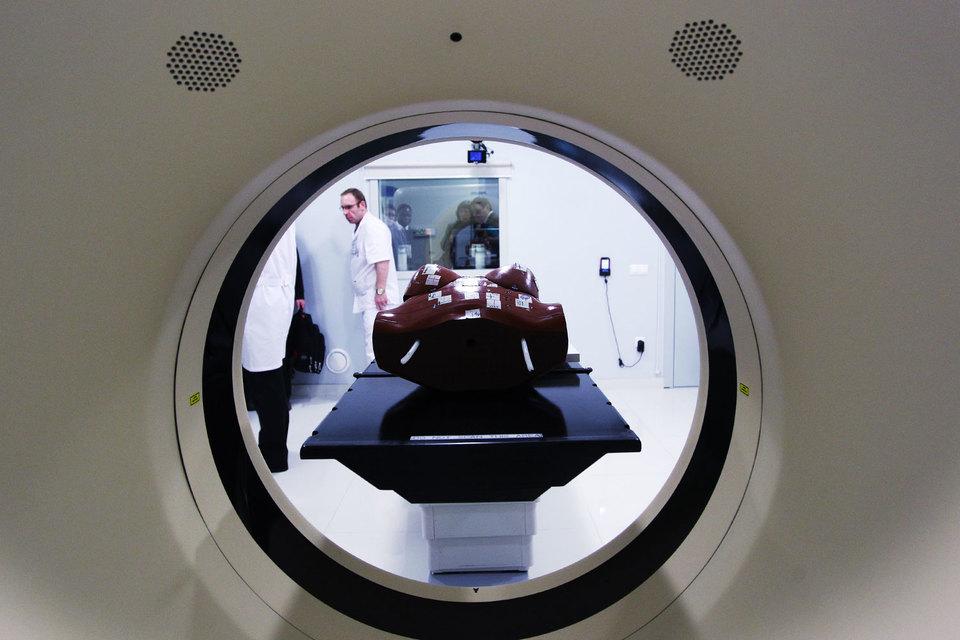ДИТ разрабатывает алгоритм диагностики рака легких по снимкам, сделанным компьютерным томографом