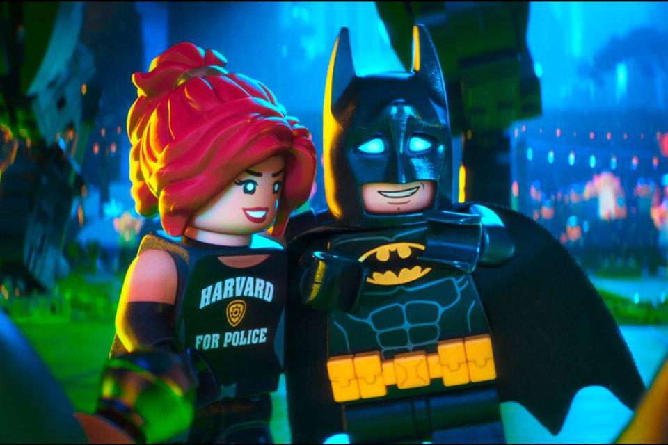 В России «Лего фильм: Бэтмен» собрал $2,2 млн, но другой премьерный сиквел – «На пятьдесят оттенков темнее» – собрал у нас заметно больше: $6,7 млн
