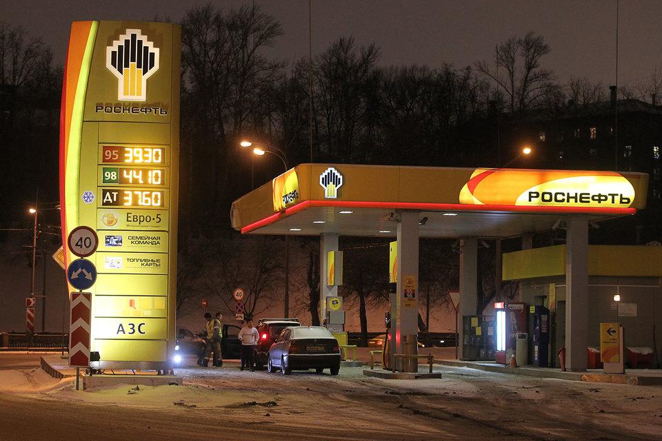 Нефтяные компании поднимают цены на бензин