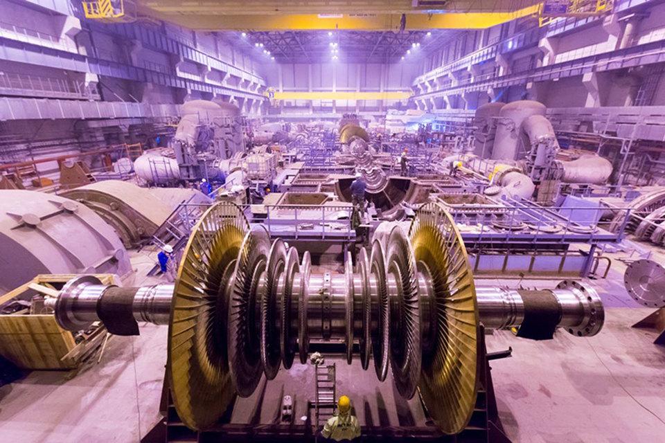 «Силовые машины» производят и поставляют оборудование для тепловой, атомной, гидроэнергетики, электросетевого комплекса, промышленности и транспорта