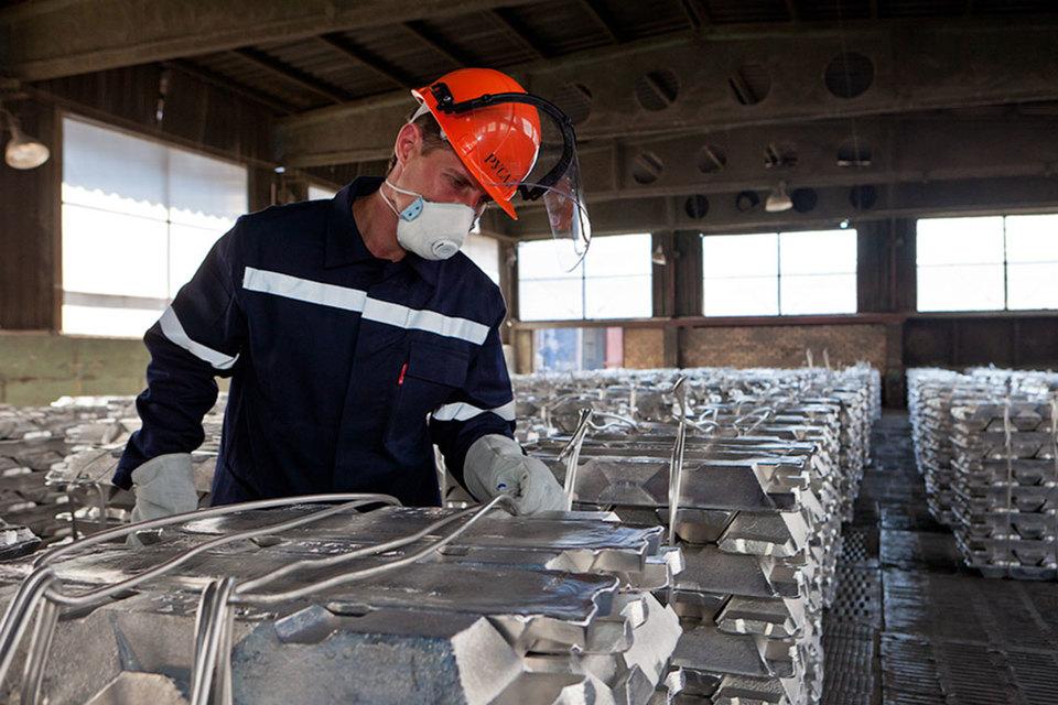 UC Rusal дорожала благодаря росту цен на алюминий, который с начала 2016 г. на Лондонской бирже металлов вырос на 24%