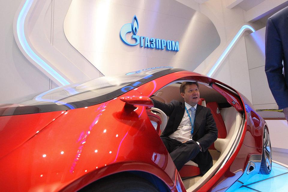 Вознаграждение правлению «Газпрома» во главе с Алексеем Миллером (на фото) впервые за много лет снизилось