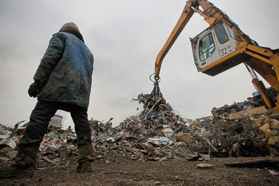 В России образуется порядка 60 млн т твердых коммунальных отходов в год