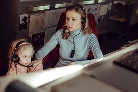 Фильм «Салют-7» рассказывает историю аварии на одноименной космической станции в 1985 г.