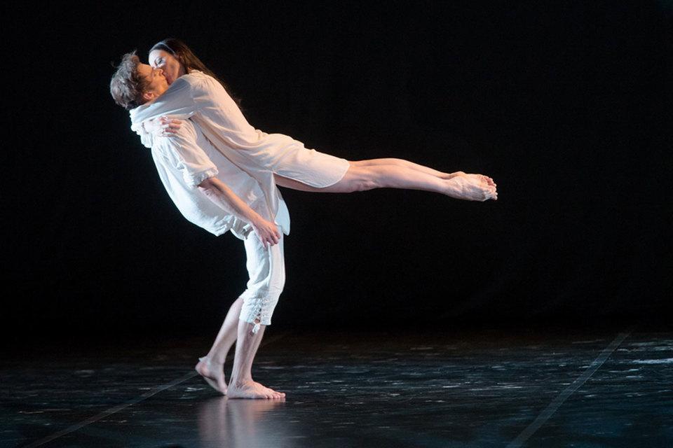 Премьера «Видения розы» стала гвоздем программы «Танцев о любви»
