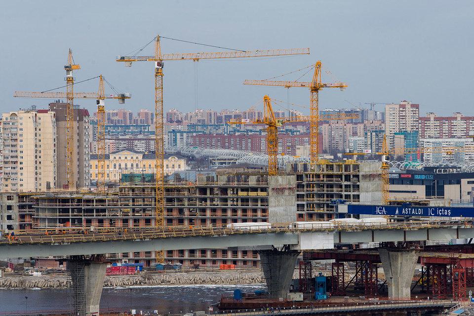 Для реализации первых проектов BI Group выбрала Петербург