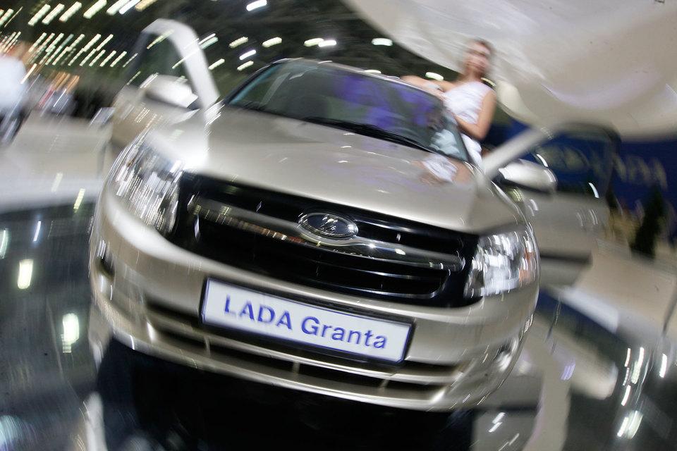 Granta выпускается в Тольятти с 2011 г.