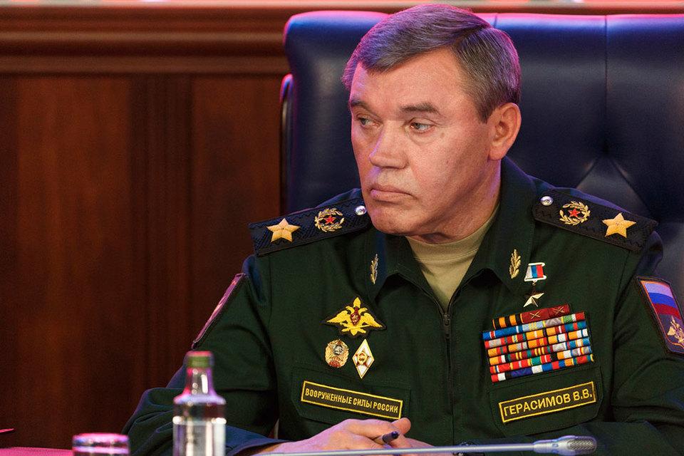 В Баку началась встреча начальников штабов России и США