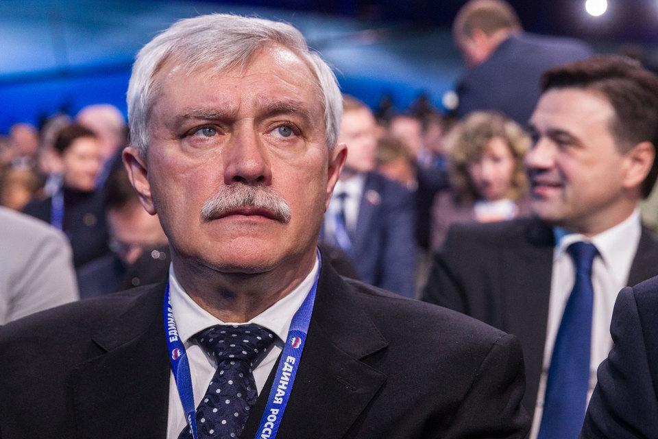 Губернатор Санкт-Петербурга Георгий Полтавченко вернул без подписания законопроект, приравнивающий встречи депутатов с избирателями к митингам