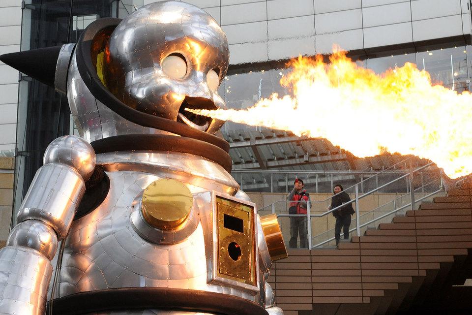 Ущерб от самостоятельных роботов Европарламент предлагает покрывать из специального фонда