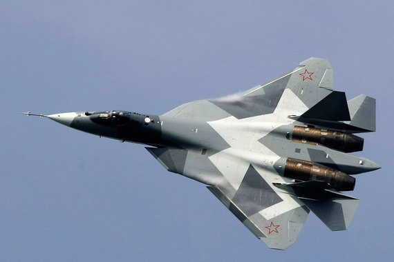 Т-50 – основной тяжелый истребитель пятого поколения  российских ВВС до 2050 г., первые образцы поступят в строевые полки после 2022 г. Самолет планирует взять на вооружение Индия