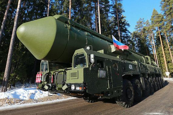 Межконтинентальная ракета  «Ярс» – будущая основа сил ядерного сдерживания России. Она придет на смену ракетам «Тополь»