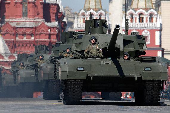 Танк «Армата» – бронированная платформа нового поколения с бронекапсулой для экипажа. Россия первой довела эту концепцию до предсерийных образцов