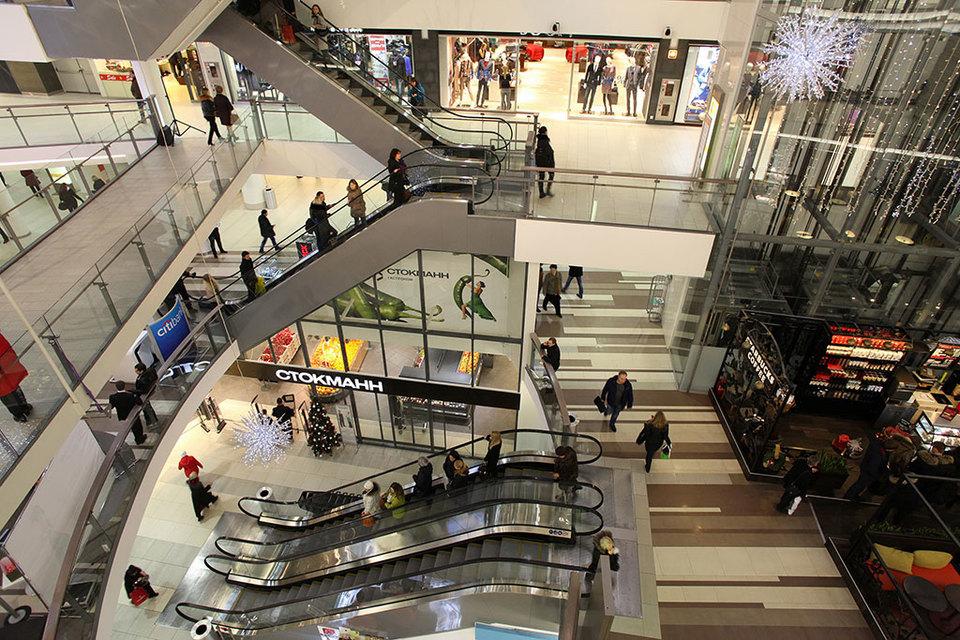 Американский инвестфонд Hines подал заявку на приобретение торгово-развлекательного центра (ТРК) «Невский центр»