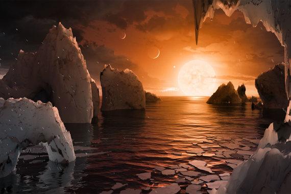 normal 1si2 Ученые NASA обнаружили три «пригодные» для жизни планеты