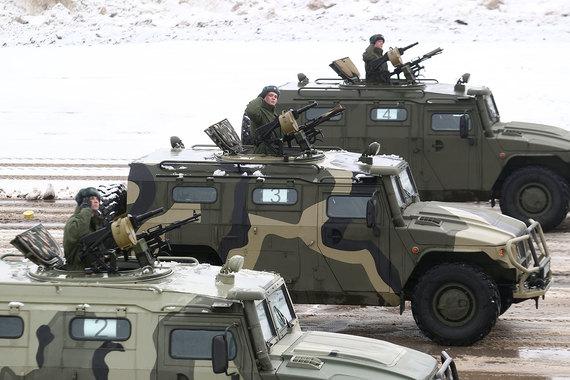 Бронемашина «Тигр» – армейский автомобиль-внедорожник. Правда, пока эти удобные для солдат машины закупаются в количестве не более 150 машин в год