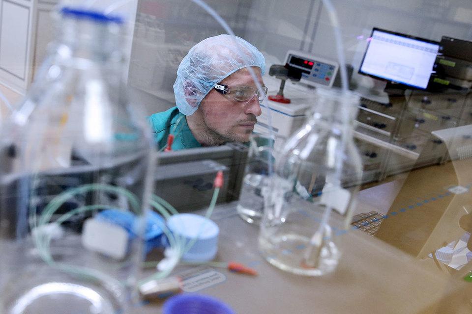 «Биокад» готов снизить цену на препарат для лечения гепатита С на 10%
