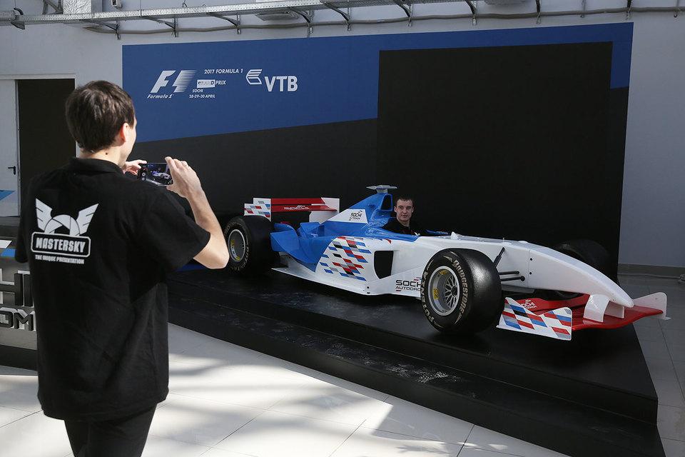 Группа ВТБ стала титульным спонсором российского этапа Formula 1