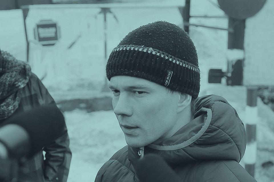 Человек недели: Ильдар Дадин