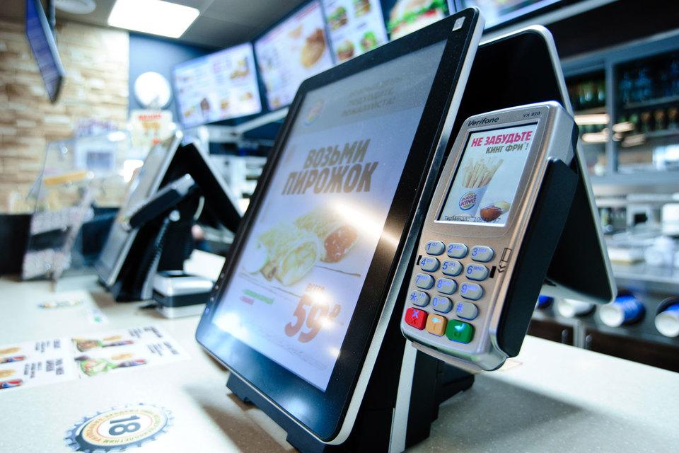 Burger King планирует подключать к новой системе по 600 касс в месяц