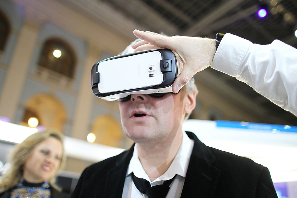 Рынок виртуальной реальности вырастет в 20 раз к 2020 г.