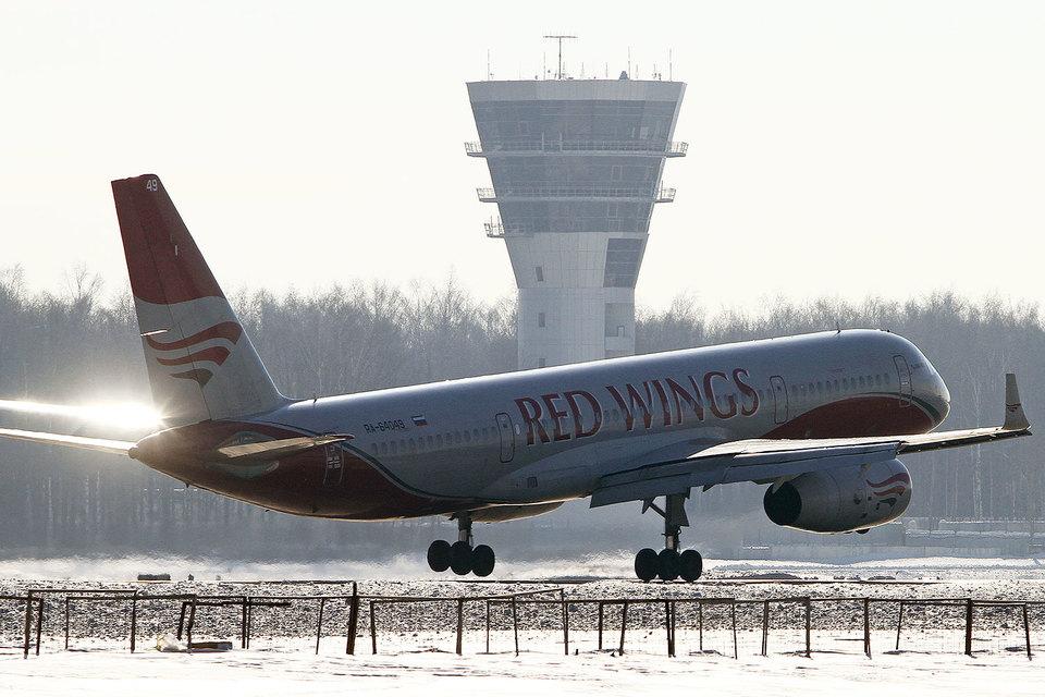 Через несколько лет самолеты «Ту» в парке Red Wings будут заменены на МС-21