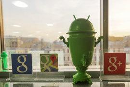 Android остается самой популярной в России мобильной операционной системой