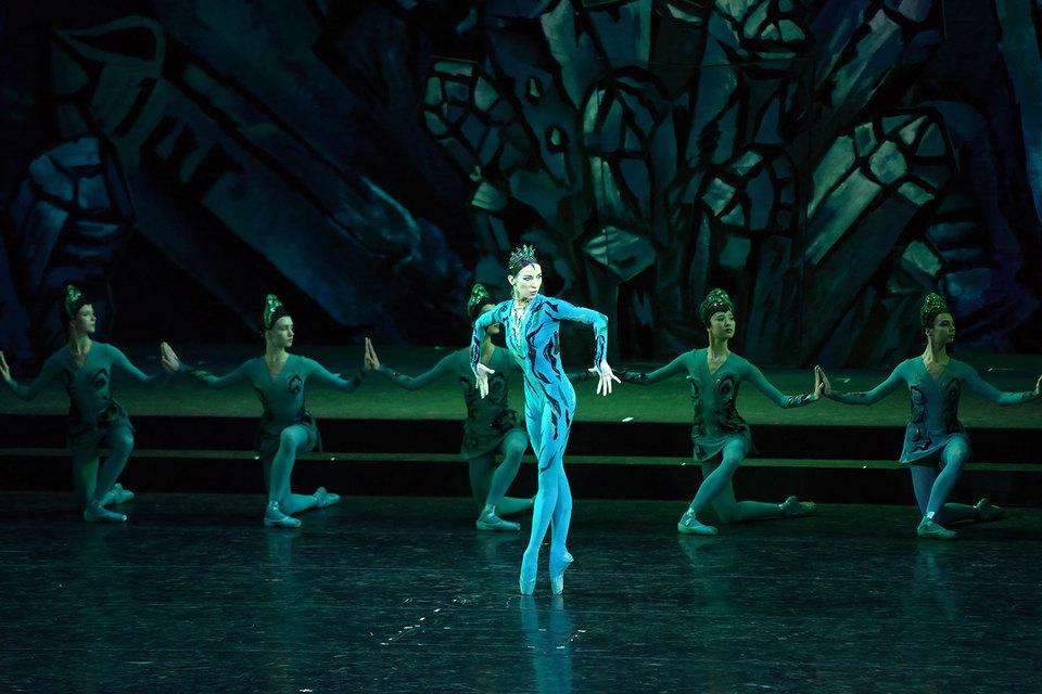 Царство самоцветов снова танцует на Мариинской сцене