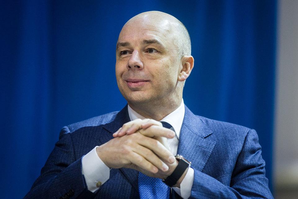 Министр финансов Антон Силуанов готов забрать закупки
