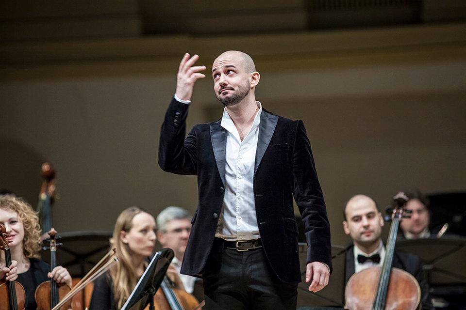 Франко Фаджоли умеет превратить оперную арию в веселый парадокс