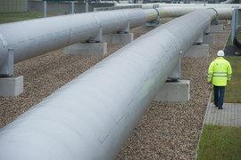 В прошлом году средняя цена поставок газа в Европу была $167 за 1000 куб. м, сказал зампред правления концерна Александр Медведев