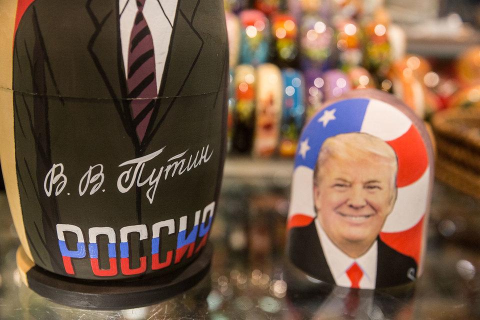 В феврале Трамп уступил Путину и по данным «Медиалогии», рейтинг которой учитывает не только число публикаций, но и их позитивный или негативный контекст
