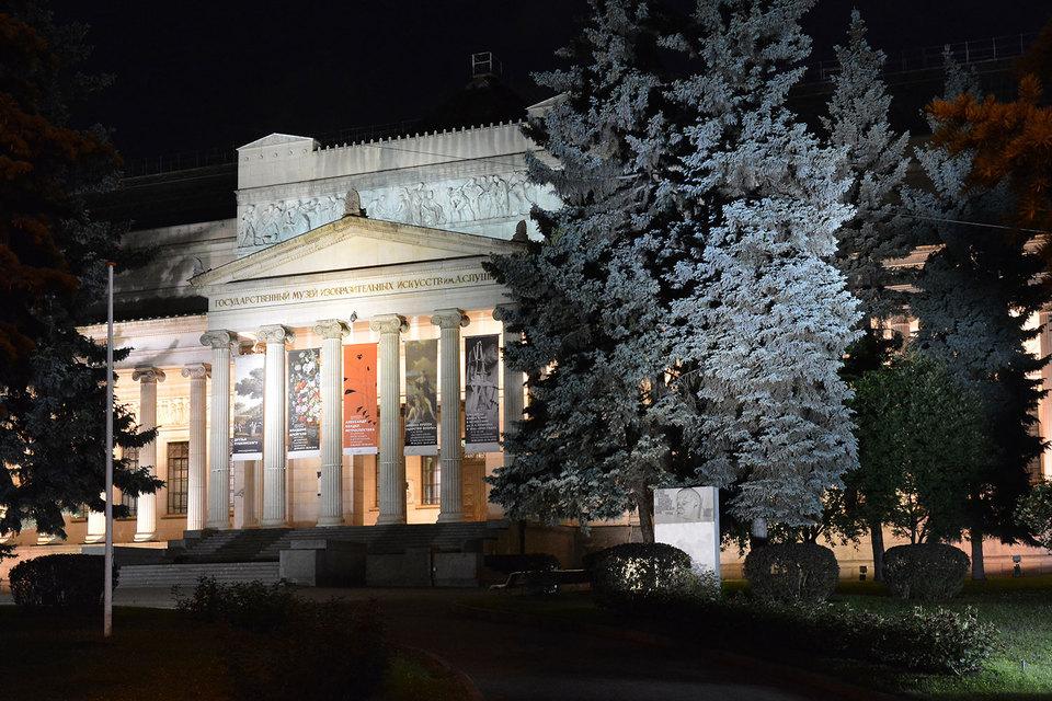 Государственный музей изобразительных искусств (ГМИИ) им. А. С. Пушкина отметит закрытие исторического здания на реконструкцию грандиозной выставкой