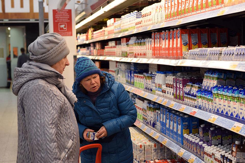 Покупатели чаще смотрят на цену товаров