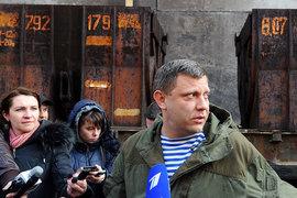 Примерно на 40 предприятиях самопровозглашенной ДНР, ранее работавших под украинской юрисдикцией, введено «внешнее управление», заявил руководитель ДНР Александр Захарченко