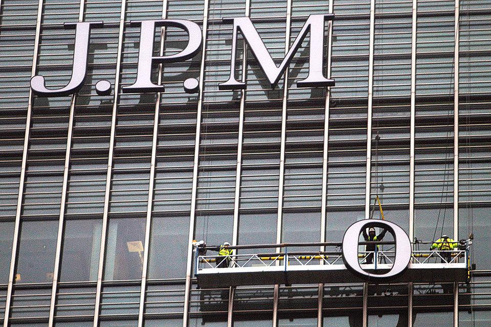 IT-бюджет JPMorgan – $9,6 млрд
