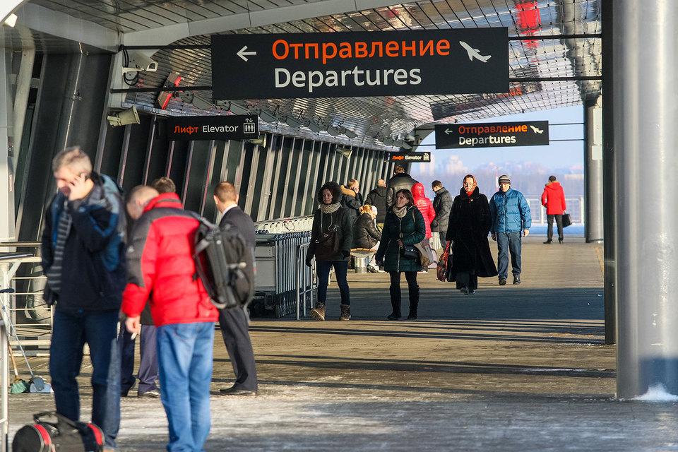 Пассажиропоток аэропорта «Пулково» в 2017 г. может превысить рекордные показатели 2014 г.