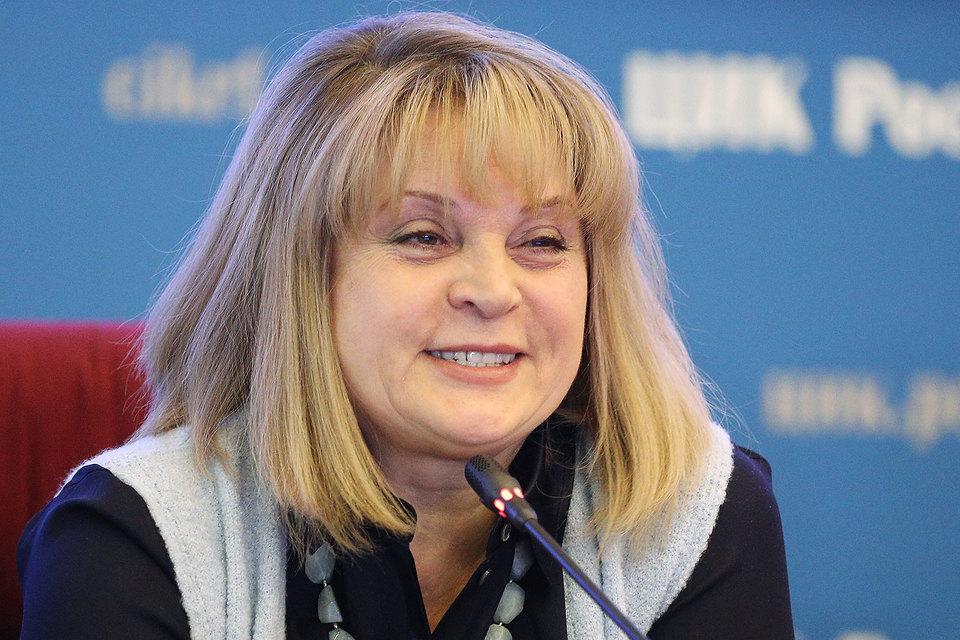 Председатель ЦИК Элла Памфилова обещает сломать бюрократические барьеры на пути к избирательным участкам