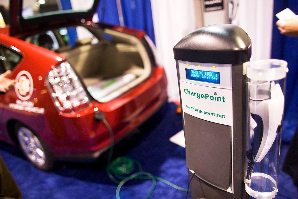 Калифорнийская ChargePoint готовится развиваться на европейских рынках