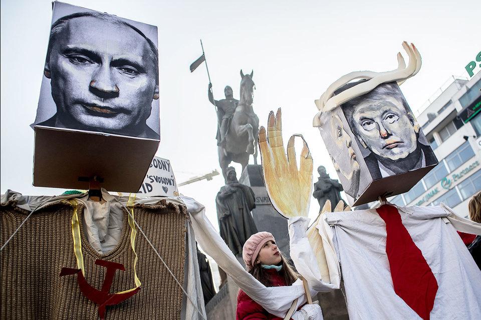 В Европе видят изменение позиции администрации Трампа в отношении России
