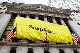 Американская школа заработала $24 млн на IPO Snap