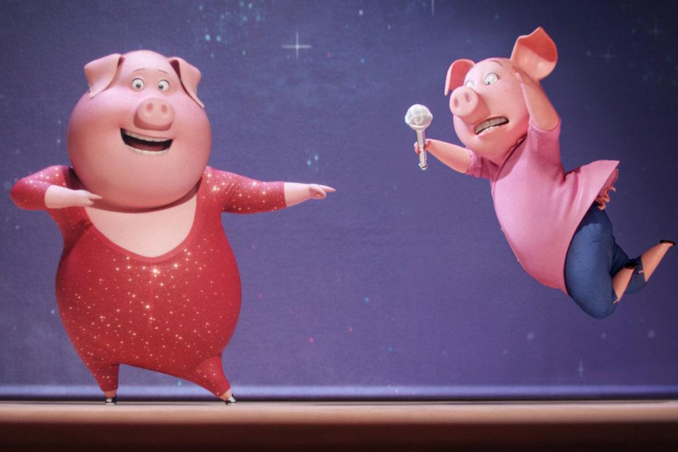 Смотрите, свинья летит