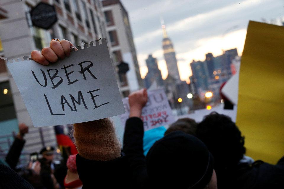 Сотрудники Uber разочаровались в компании Многие из них пытаются найти другую работу