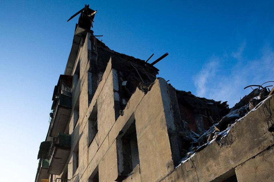 Новый проект предусматривает снос старого жилья и строительство нового целыми кварталами
