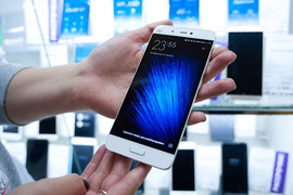 Одним из китайских производителей, чья доля в России выросла, стал Xiaomi